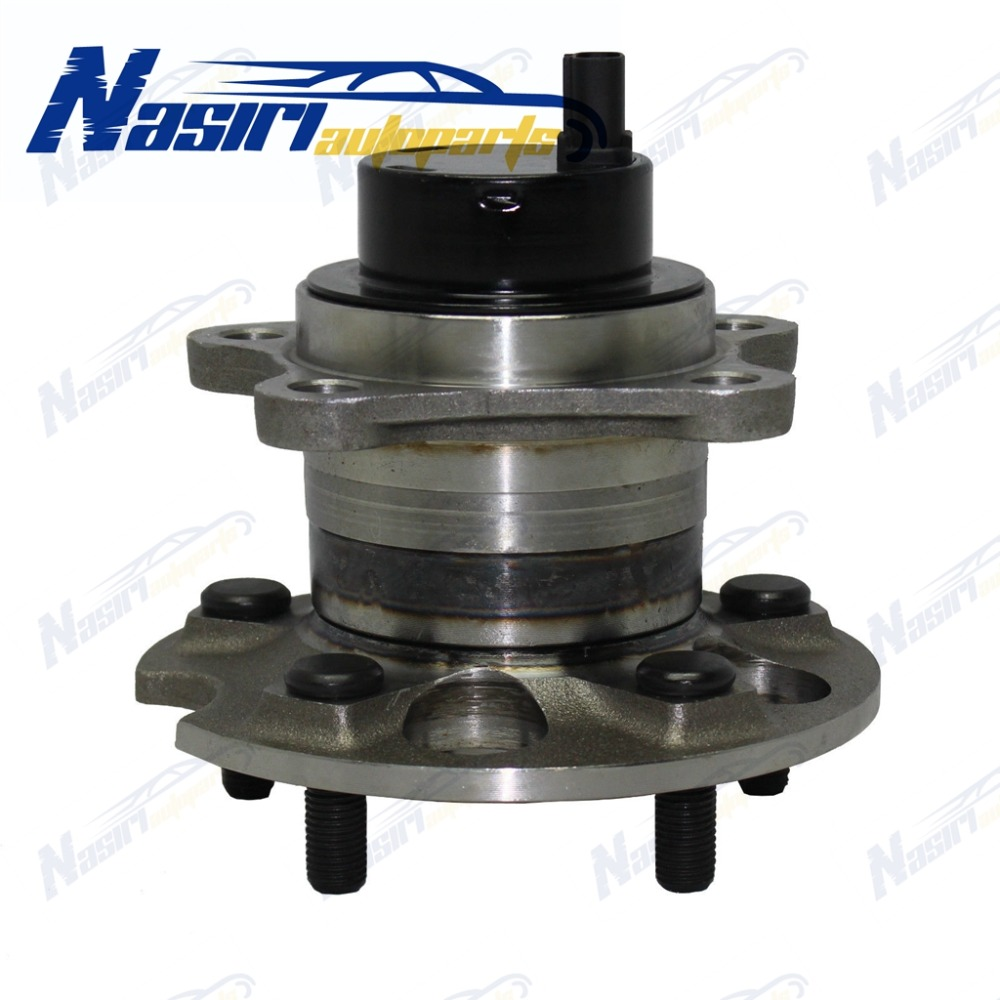 Rear Left Wheel Hub Bearing Assembly for LEXUS RX330 RX350 RX400H TOYOTA HIGHLANDER #512282|Wheel Hubs & Bearings| |  - title=