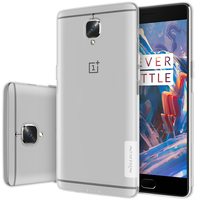 One Plus 3 Case TPU Transparent Soft Cover Case For One Plus 3 OnePlus 3 OnePlus3