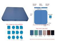 Горячая ванна спа кожаный чехол кожи 2130 мм x 2130 мм, можно сделать любой другой размер
