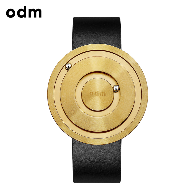 цены odm Unique Design Universe Series Men Luxury Brand Wristwatches Sport Genuine Leather Quartz Creative Casual Fashion Watch DD167