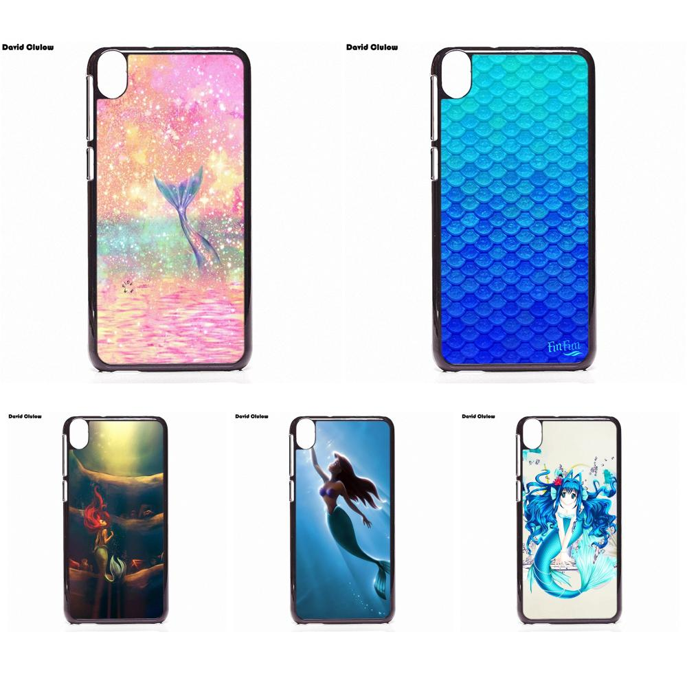 Nice Ariel The Little Mermaid For HTC One M7 M8 M9 A9 Desire 626 816 820  830 Google Pixel XL One Plus X 2 3 Cool Best Cover Case