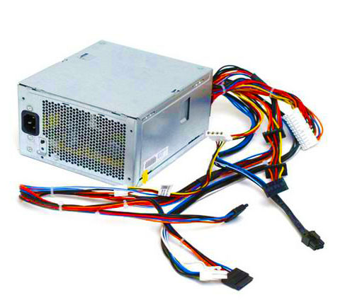 ФОТО High quality Precision T3500 Power Supply M821J 525W D525AF-00 100% tested perfect quality