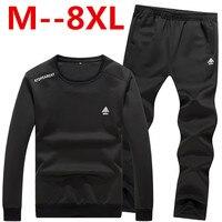 Plus size 10XL 8XL 6XL 5XL Homme Clothes T shirt Men T-Shirt Long Sleeve 2017 Autumn Casual Anchor Cotton Printing Tops O-Neck