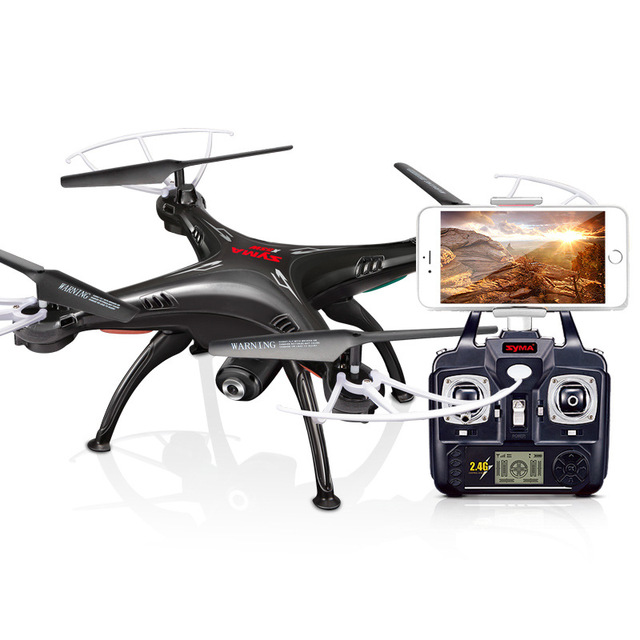 Hot 6 Axis Gyro RC Helicopter 4CH Remote Control Quadcopter With 6min Real Time Transmission