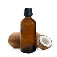 Кокосовое масло натуральная кокосовое масло carrier-кокосы добывать нефть 100% Pure кокосовое масло для волос и кожи-100 мл/бутылки J22
