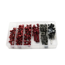 For Honda CBR 600 F2 F3 F4i CBR600RR CBR900RR CBR929RR CBR954RR CBR1000RR VFR800 Fairing Bolts Nut Screws Kit Washer Fastener(China)