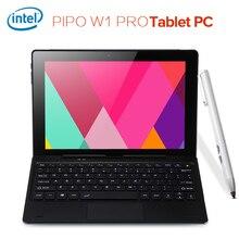 Pipo W1 Pro Tablet PC 10.1 inch Windows 10 Intel Atom X5-Z8350 1.44GHz Quad Core 4GB 64GB Dual Cameras with Stylus Pen/Keyboard
