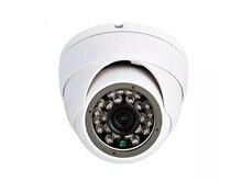 CCTV Dome Camera CVBS 3.6mm Lens CMOS 1000TVL Security Camera With OSD Menu