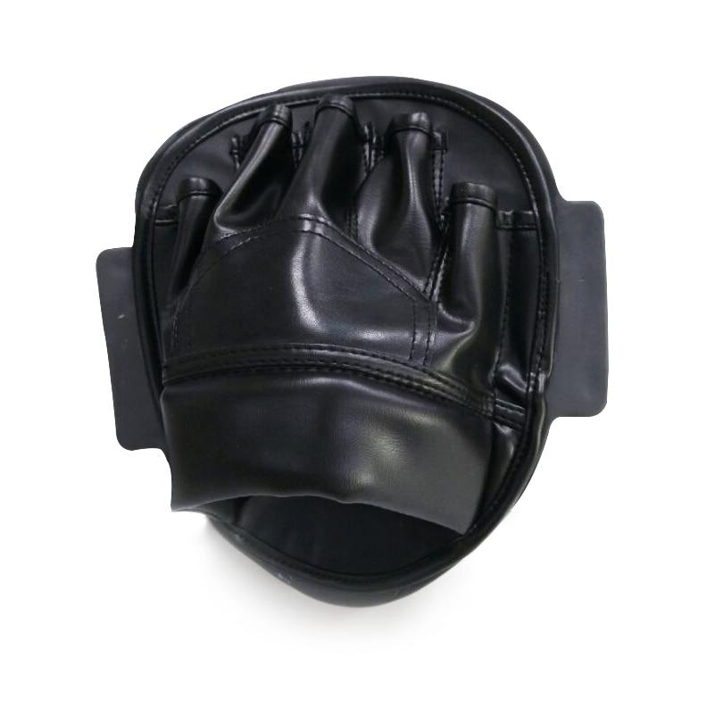 En Caoutchouc Vivid Mannequin Humain Visage Mitt Boxe Kicking Pad MMA Taekwondo Jab Combat Sparring Formation Pression Soulagement Poinçonnage Cible - 3