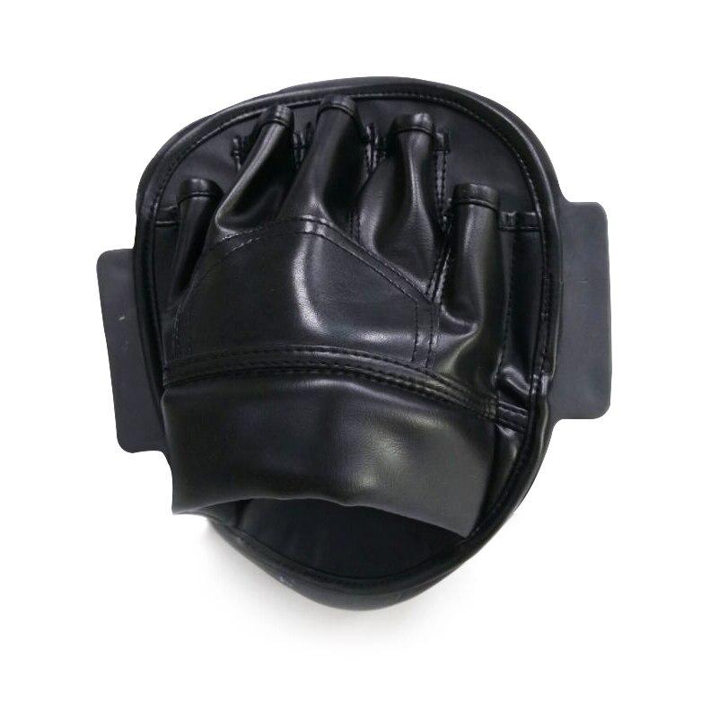 Gant de boxe visage factice en caoutchouc vif MMA Taekwondo Jab combat Sparring entraînement soulagement de la pression cible de poinçonnage - 3