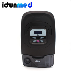 Image 5 - BMC CPAP אוטומטי מכונה GI אנטי נחירות אוטומטי נייד מכשיר עם סיליקון מלא פנים מסכת רצועת צינורות מסנן עבור שינה דום נשימה