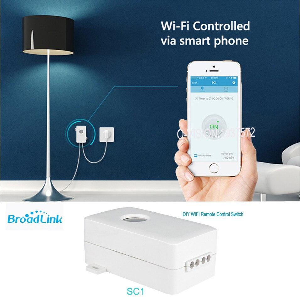 27aac931af6 2pcs Broadlink SC1 WiFi kontroller Smart Home Automation moodulid ...