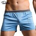 Taddlee Марка Sexy Men Underwear Боксер Шорты Стволы Высокое Качество Мужские Боксеры Underwear Гей Пениса Чехол Шорты Топы Новый