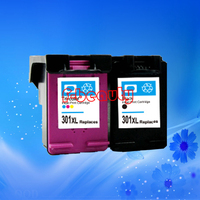 High quality 301 301XL ink cartridge compatible for HP1000 1011 1012 1510 1050 2000 2050 3512 4500 4502 4504 5530 5532 5539