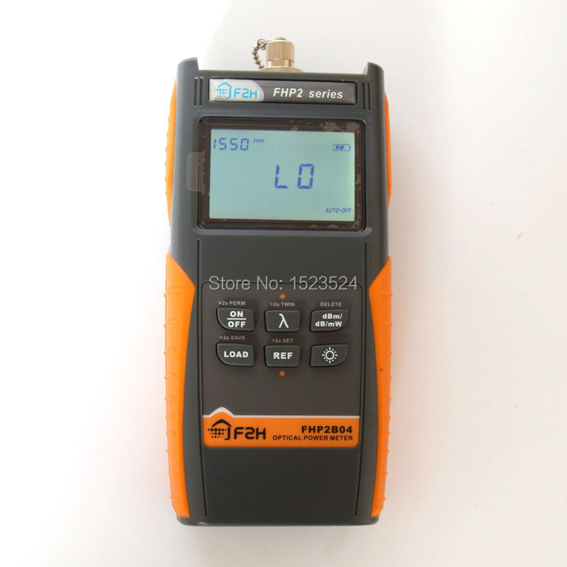 Grandway FHP2B04 Optical Power Meter -50~+26dBm