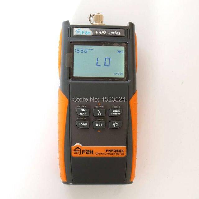Grandway FHP2B04 האופטי Power Meter 50 ~ + 26dBm