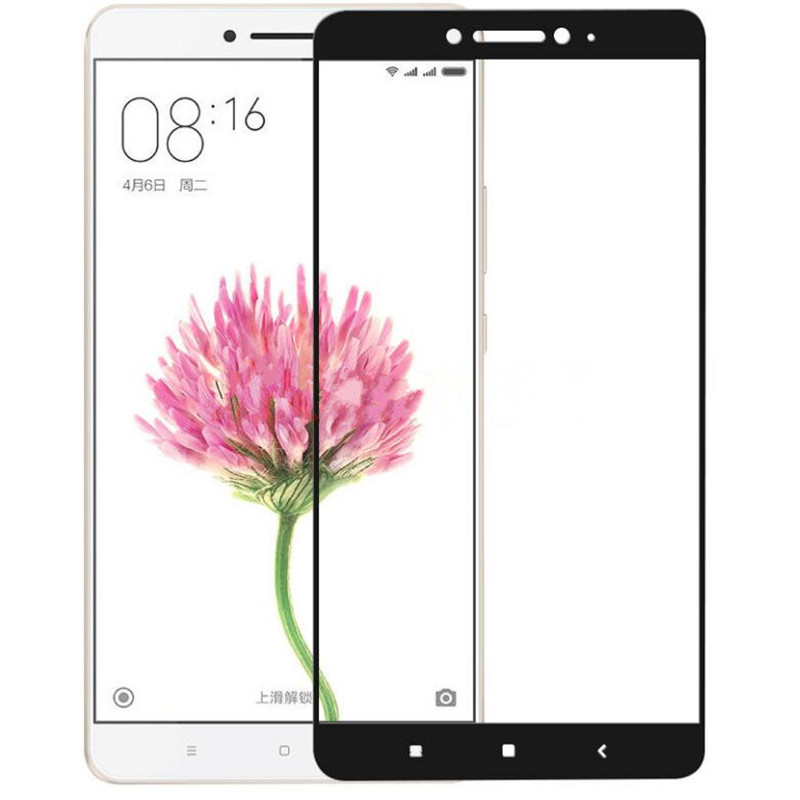 Full Cover Tempered Glass For <font><b>Xiaomi</b></font> <font><b>Mi</b></font> Max 1 <font><b>2</b></font> 3 MiMax MIMax2 Max2 Max3 MIMax3 <font><b>Screen</b></font> <font><b>Protector</b></font> Protective Film image