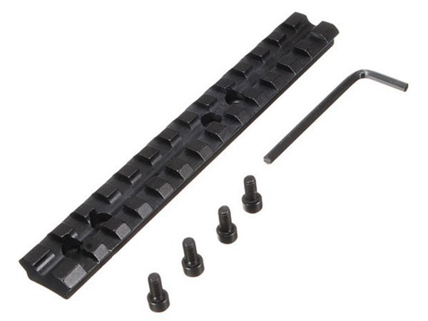Mossberg 500 13 Slots 5 5 140mm Top Rail Weaver Picatinny Style Shotgun Tactical Scope Mount