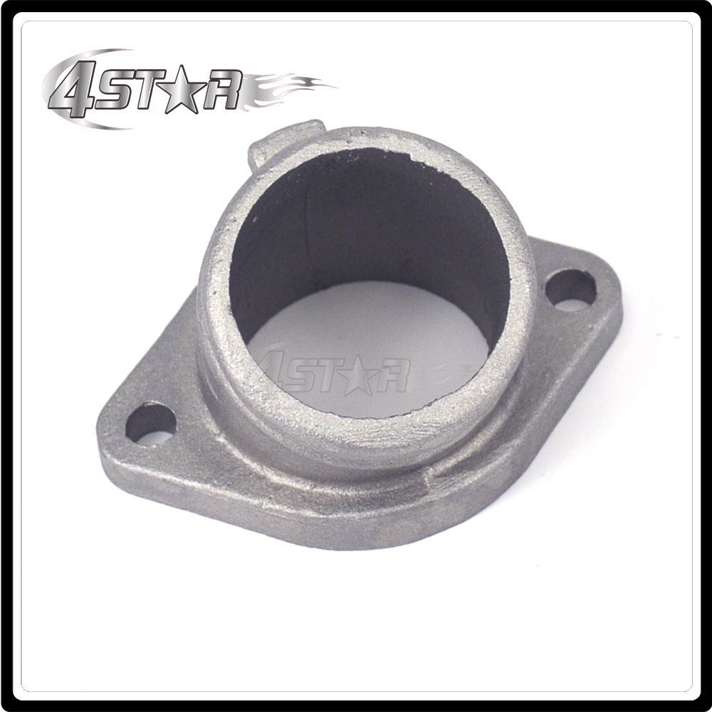 Air Intake Pipe Manifold Connecting For ZS177MM ZONGSHEN Engine NC250 KAYO  T6 K6 BSE J5 RX3 ZS250GY-3 4 Valves Parts