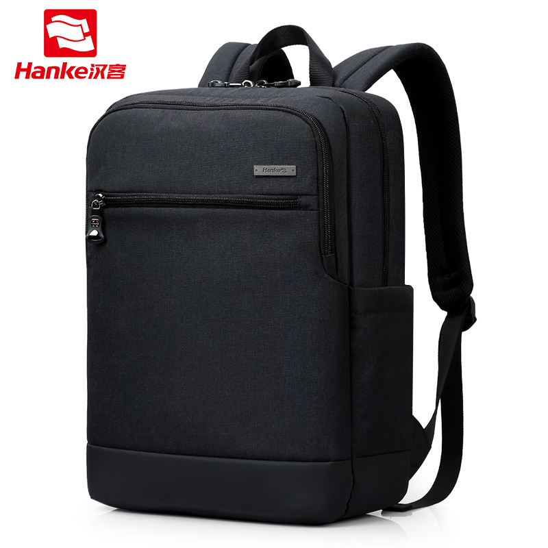 Hanke Laptop backpack fit for 14 inch Travel Bagpack Men Women Casual Weekend Daypack Fashion College School Student Bag Bookbag hanke 2018 women backpack student school bag for teenager girl fashion shoulder bags small bagpack female casual travel daypack