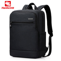 Hanke Laptop Backpack Fit For 14 Inch Travel Bagpack Men Women Casual Weekend Daypack Fashion College
