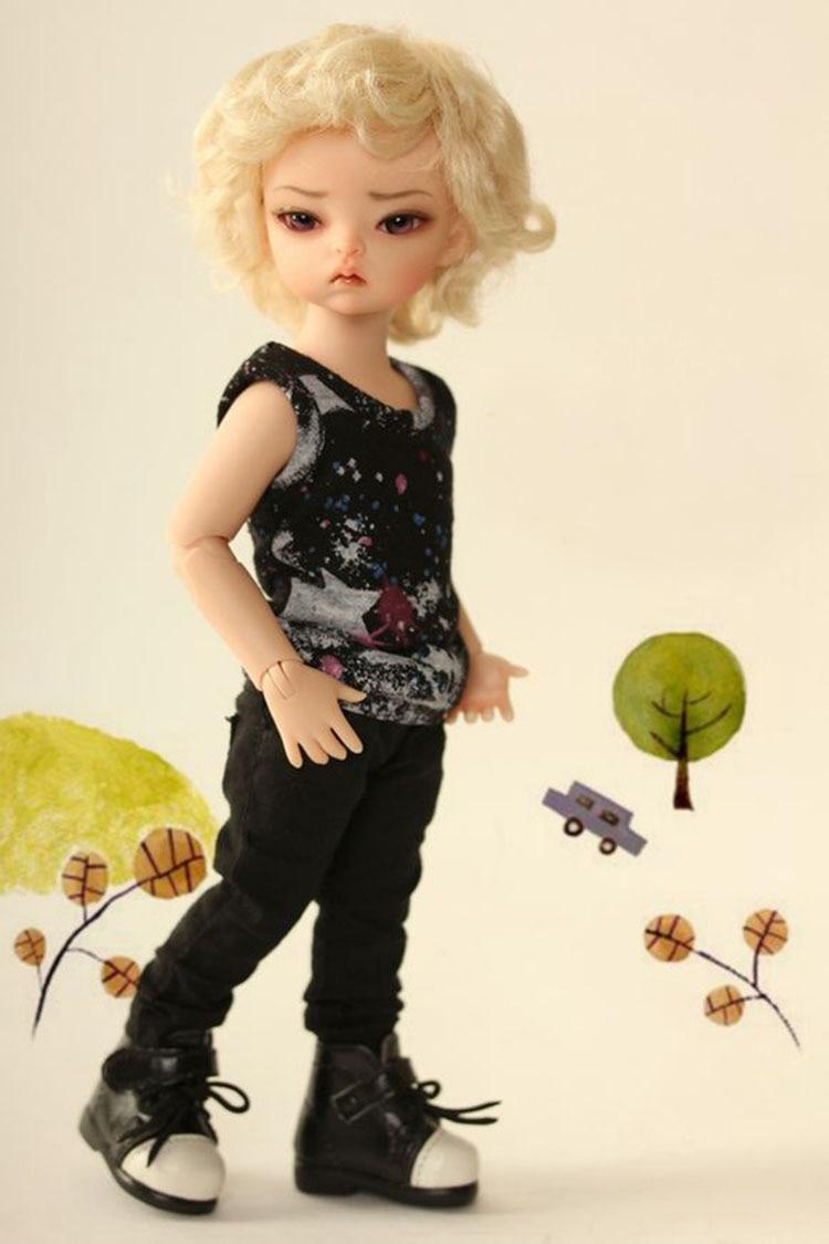BJD Doll 1 6doll Bid Peekaboo Joint Doll Free Eyes