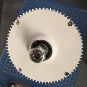 Image 4 - Small Three Phase 400W Permanent Magnet Generator 12V 24V 48V Alternator PMG With DC Controller