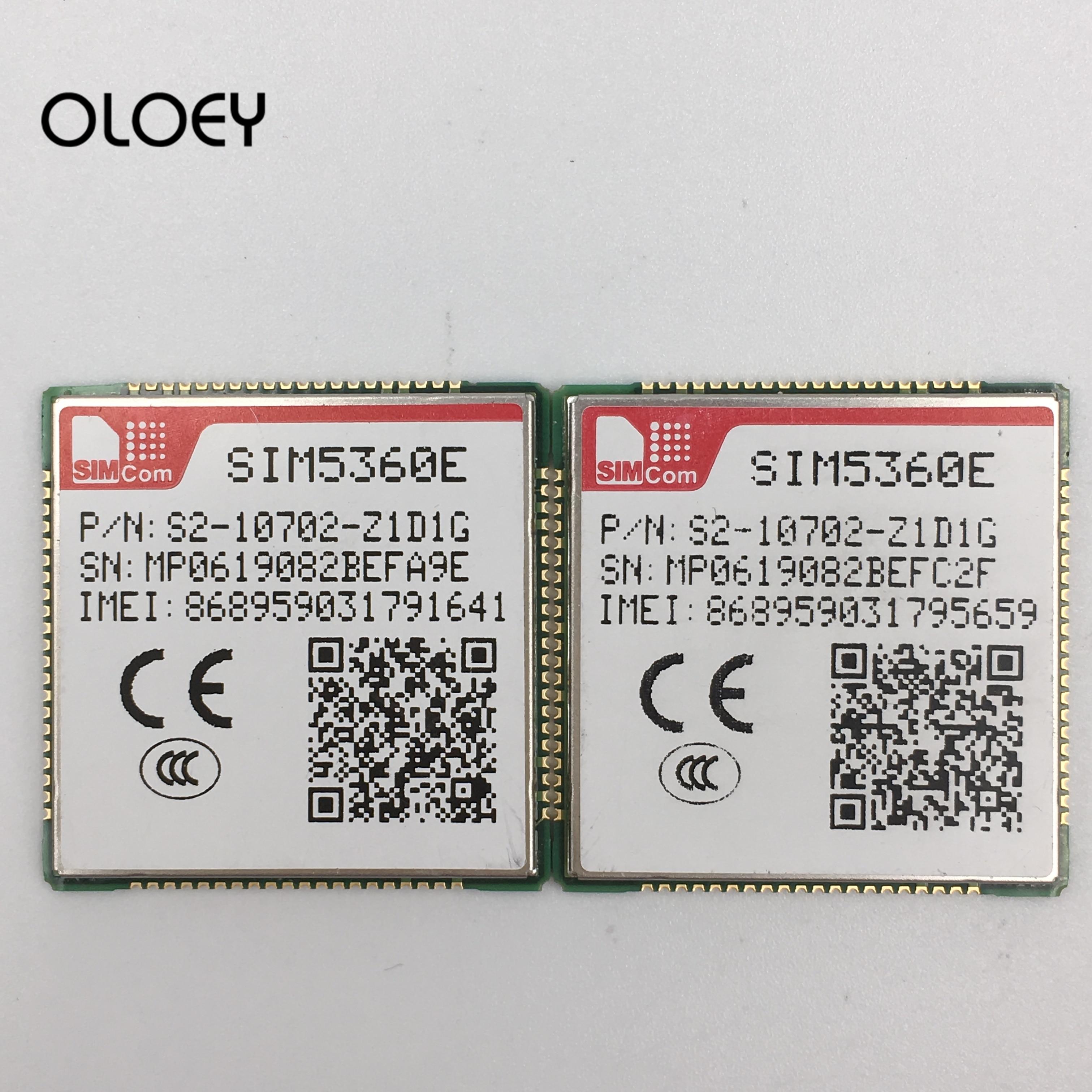SIM5360E WCDMA Module GSM GPRS EDGE GPS Module ,100% New Original  SIM5360