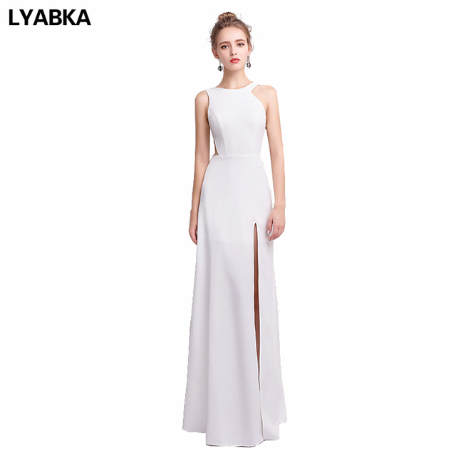 White Prom Dresses High Quality Prom Dress 2018 Unique Robe De ...