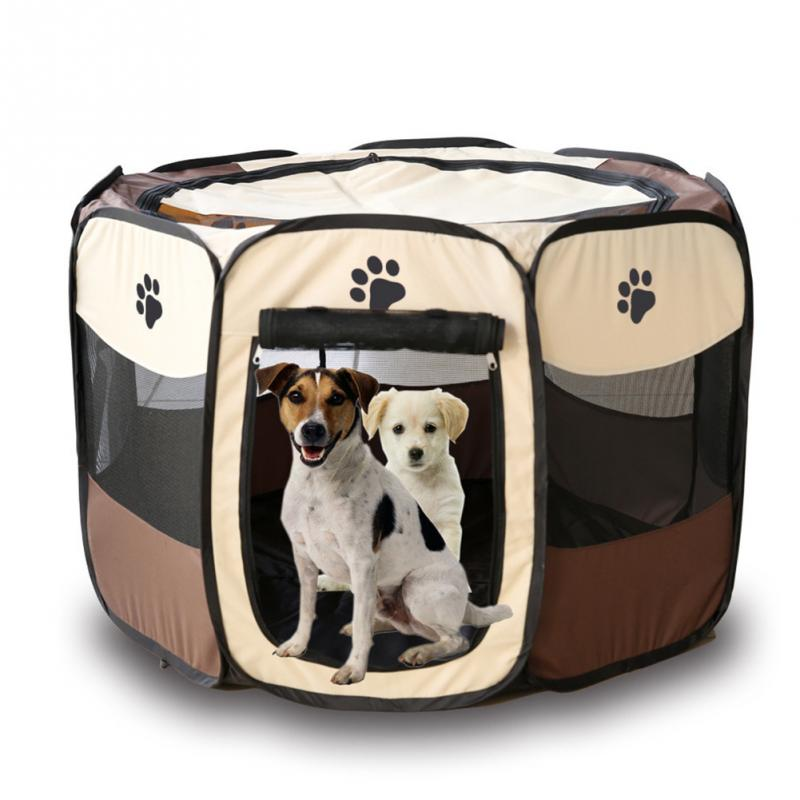 Portable-Folding-Pet-Tent-Play-font-b-Pen-b-font-font-b-Dog-b-font-Sleeping