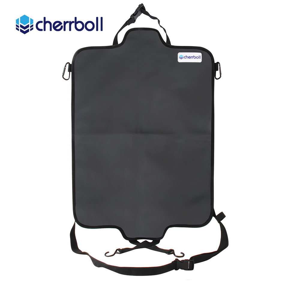 Cherrboll PU Oxford Cloth Anti Kicking Pad Protective Car Seat Back Bag Car Accessories For Scuff Dirt Protection Interior in Stowing Tidying from Automobiles Motorcycles