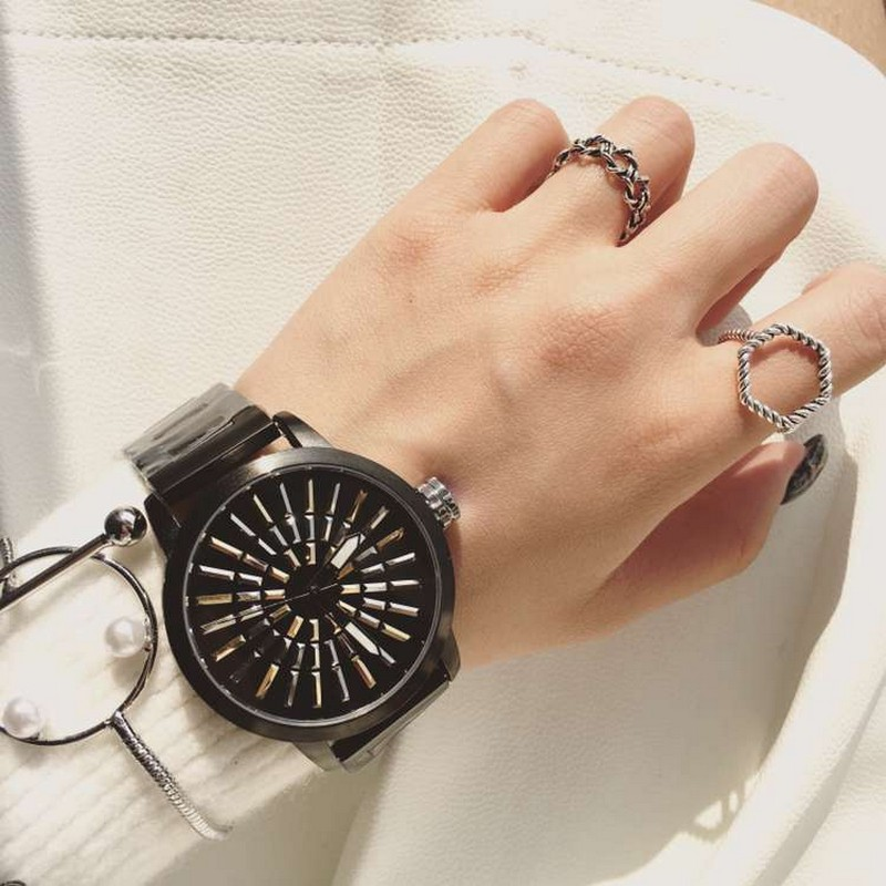 2017 Famous Brand Luxury Fashion Women Casual Watches Ladies Gold top quality Wristwatches Female Clock Montre Femme Reloj Mujer mance fashion luxury high quality montre femme ladies a bracelet watch metal strap casual watches reloj mujer women clock