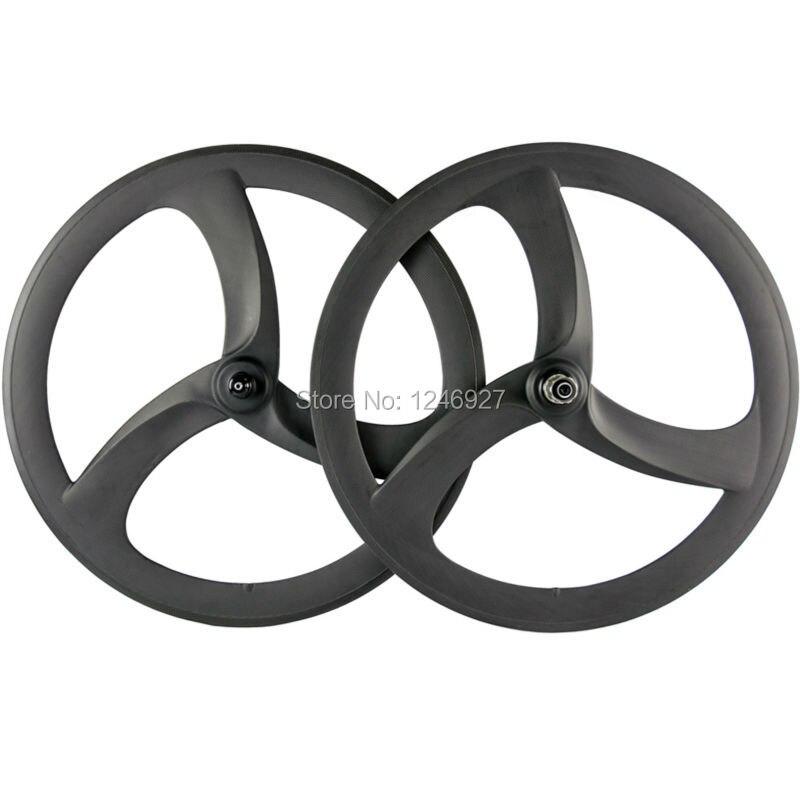 Offre spéciale vélo de piste carbone roues 50mm profondeur vélo de route roues en carbone pneu chinois fibre de carbone roue de vélo