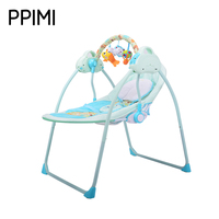 Primi electric swing child baby intelligent concentretor baby rocking chair placarders chaise lounge automatic cradle rocking