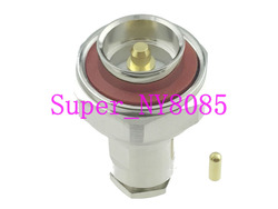 1 szt. 7/16 DIN męski zacisk centrujący RG8 7D FB RG213 LMR400 RF złącze w Złącza od Lampy i oświetlenie na