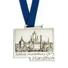 цены на medals high quality custom 3D Ancient silver medals with  ribbons hot sales custom made metal medal в интернет-магазинах