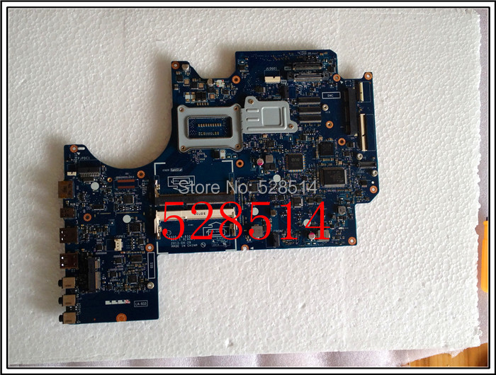 original For DELL Alienware M17XR5 M17X R5 Latop Motherboard CN-05RW0M 05RW0M VAS00 02 LA-9331P Mainboard 100% Test ok