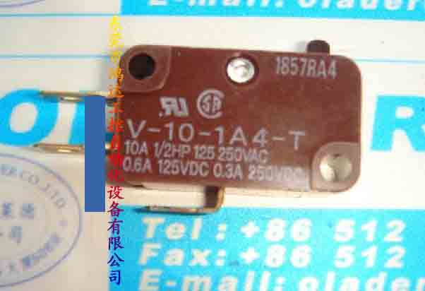 New Micro Switch V-10-1A4-T
