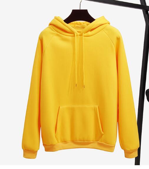 2018 осенние и зимние повседневные женские плюс толстый бархат Одноцветный свитер кофта с длинными рукавами