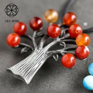 Tree Necklaces & Pendants Hand