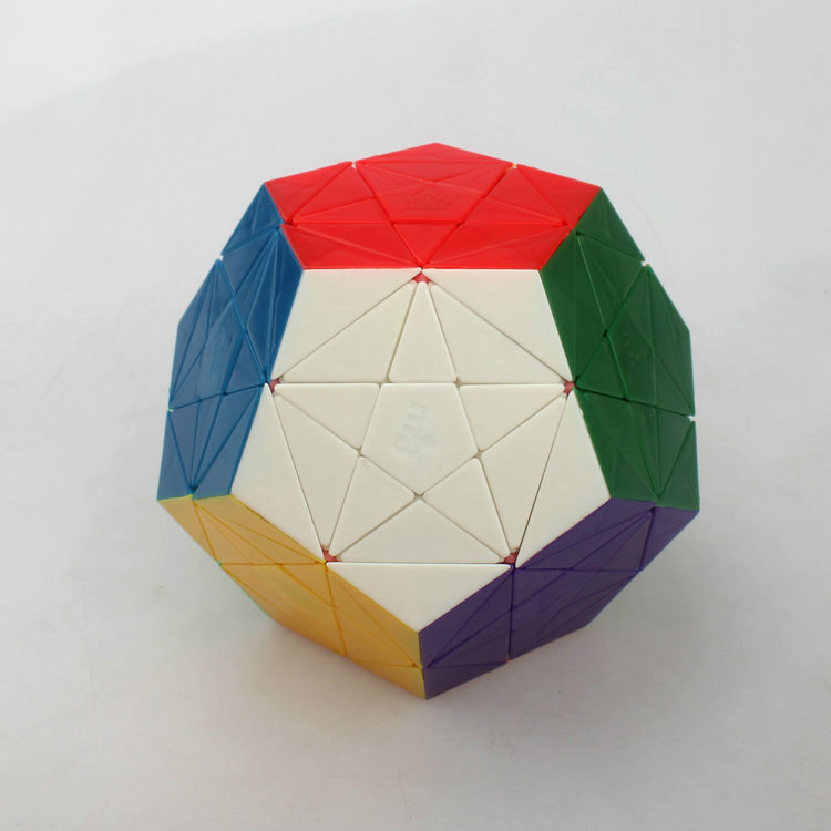 цена MF8 Megaminx Magic Cube Puzzle Toy