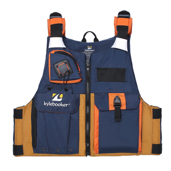 New outdoor fly fishing vest kayak