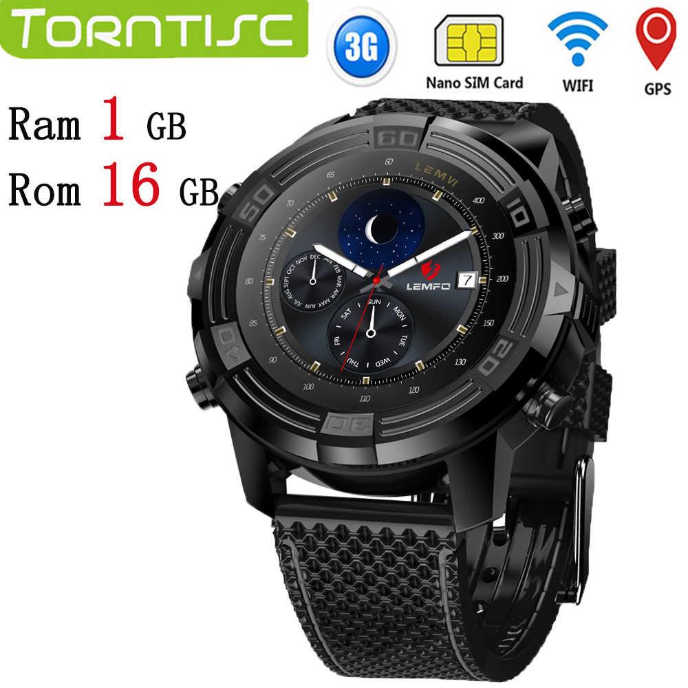 8908d5fd8a9e Detalle Comentarios Preguntas sobre Reloj inteligente Torntisc A1 de ...