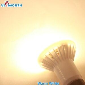 Image 4 - VisWorth bombilla Led para decoración del hogar, lámpara de cristal E14 Smd5730 AC 110V 220V 240V, blanco frío cálido, 10 unids/lote