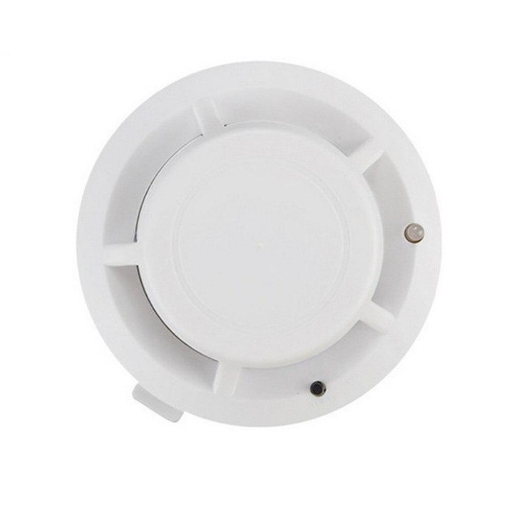 Wireless Alarm Security Photoelectric Smoke Fire Detector Home Security System For Indoor Shop Smoke Alarm Sensor Smog Sensor