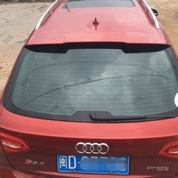 Car Accessories PU Roof Spoiler Fit For 2009 2013 A4 allroad B8 Avent RS4 Design Style Roof Spoiler Wing