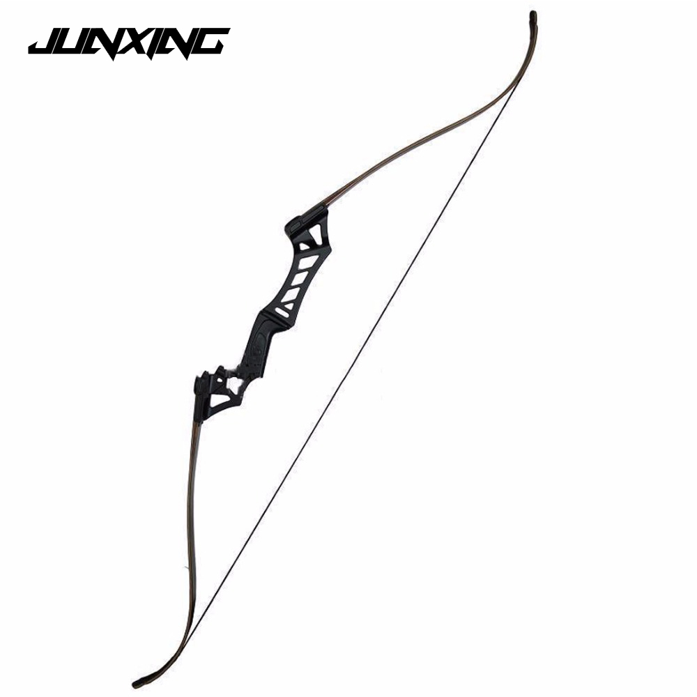 30-70 LBS Recurve Bow 60 Inches Recurve Bow Hybrid Bow in Black/Camo for Right Hand User Archery Bow Shooting Hunting кальсоны user кальсоны