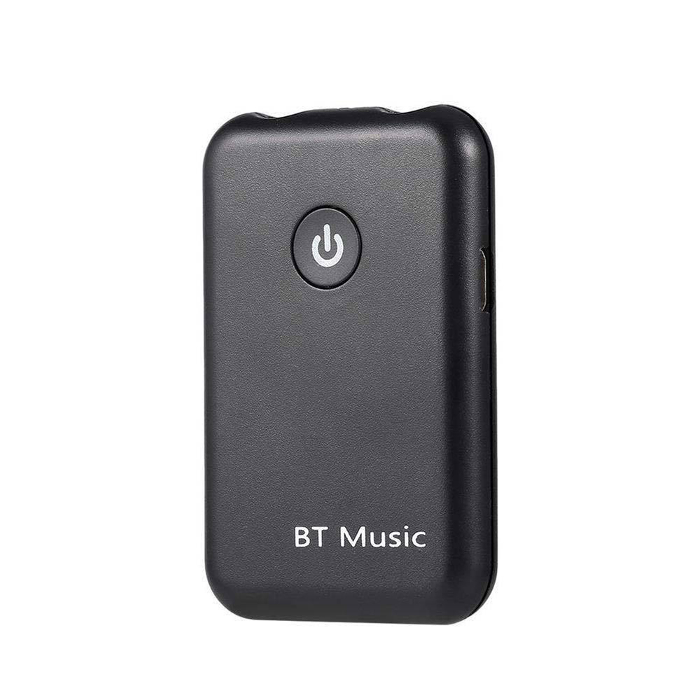 Bluetooth Receiver Transmitter 4.2 Wireless Bluetooth Audio Receiver 3.5mm Car Aux Adapter for Car TV Speaker Headphone Adapter