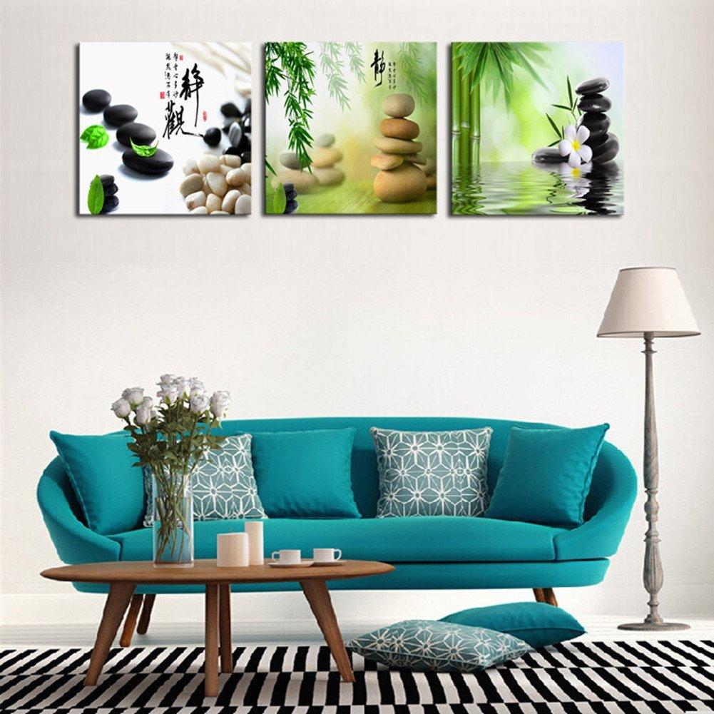 Kumsal duvar boyas rengi ile modern ve k ev dekorasyonu - Ta Peyzaj Modern Ev Duvar Dekoru Tuval Sanat Resim Bask Tuval Yap T Boyama Hi Bir Er Eve