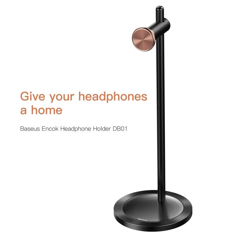 Luxury Cool Stylish Headphone Holder Adjustable Bracket Aluminum Alloy Holder Stand For Headphone